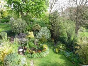 garden landscaper croydon