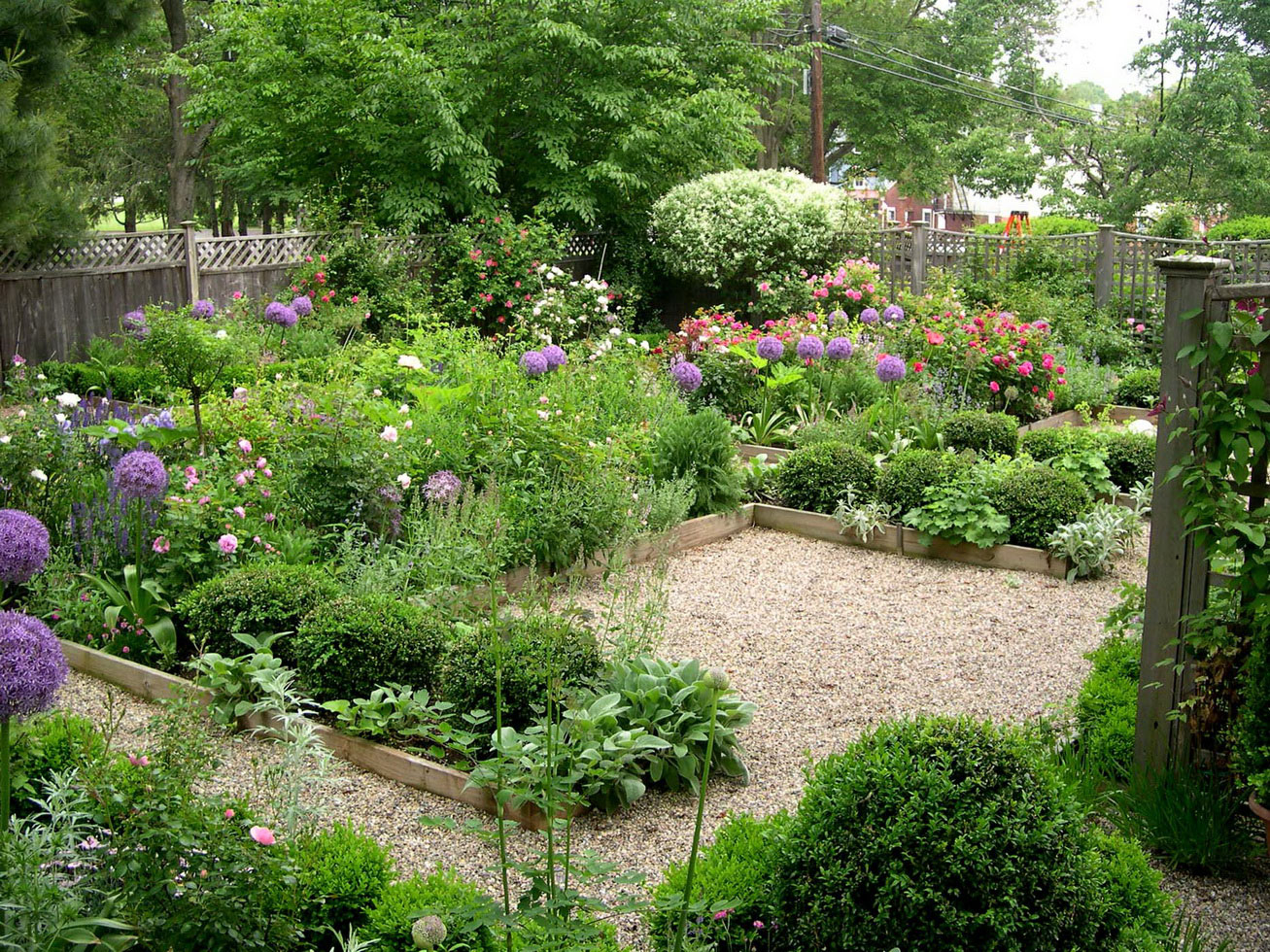 Garden design ideas, London garden landscaping & planting gardens