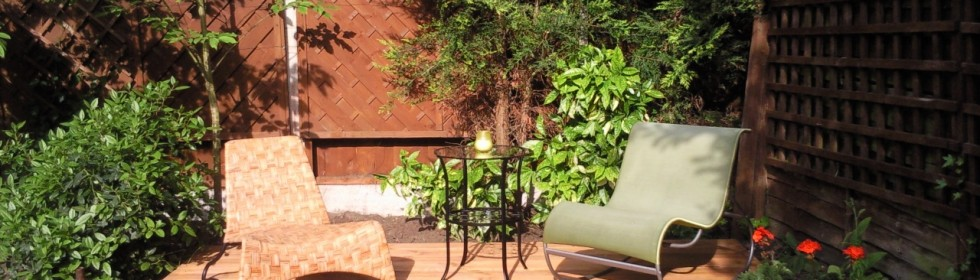 london garden designer