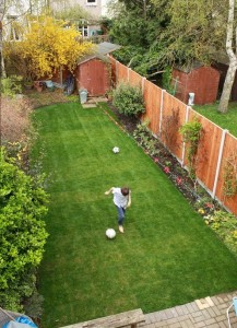 bromley garden lawn repair returf
