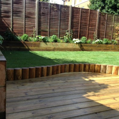 Landscape Gardening Tulse Hill London