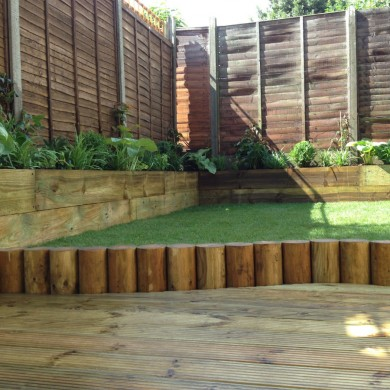 Tulse Hill garden Service