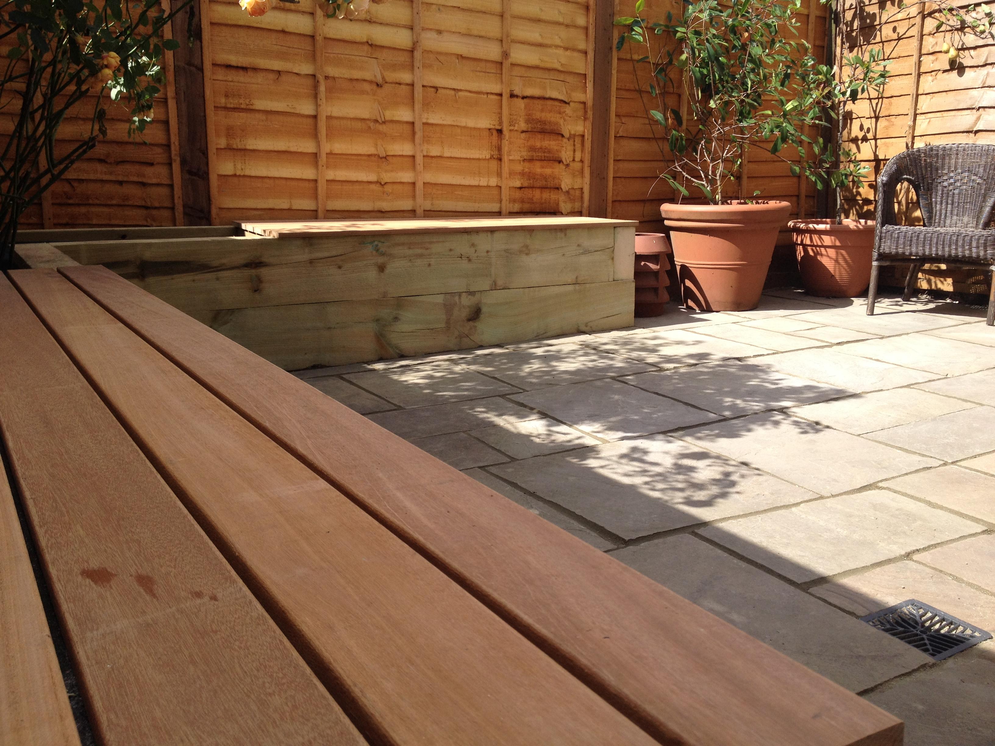 Forest Hill Garden design service, London landscape gardener